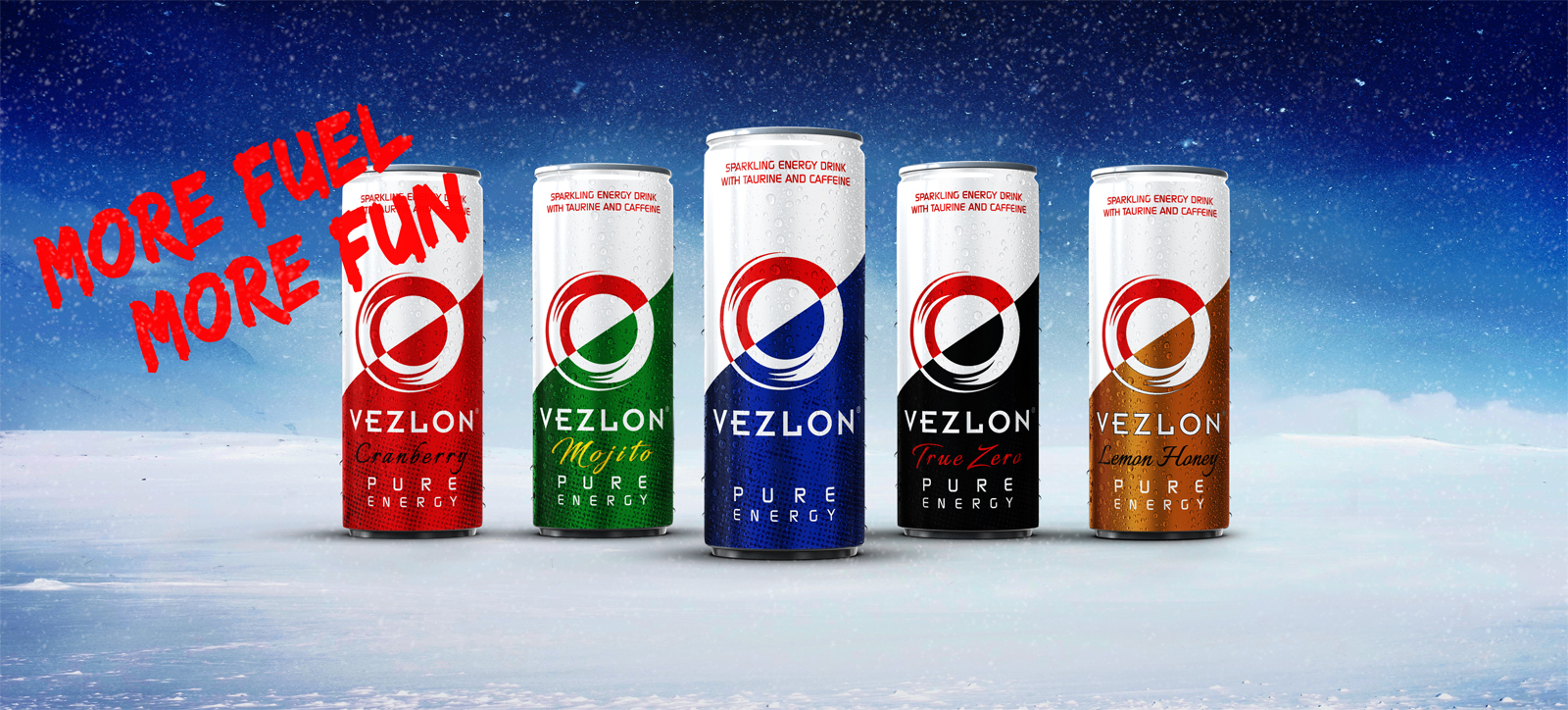 VEZLON Energy | Premium Quality Energy Drink From Austria
